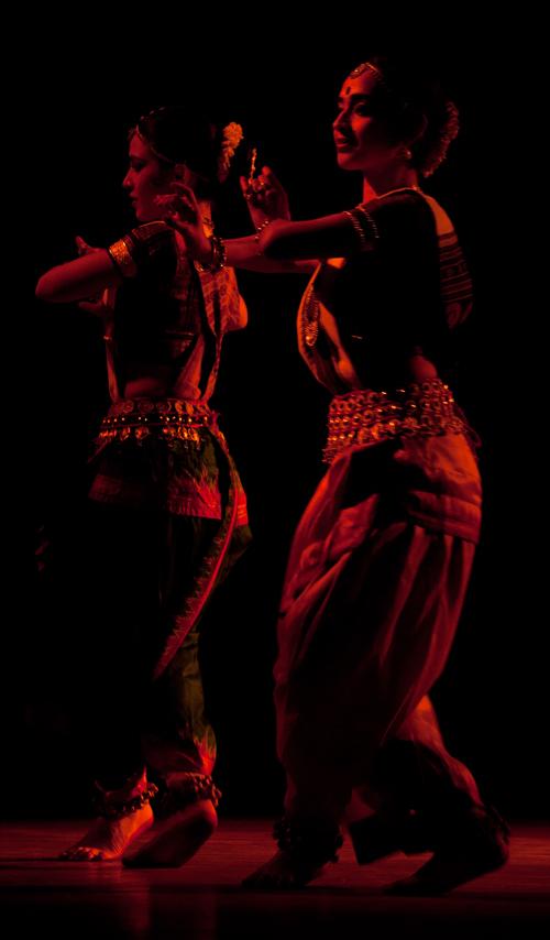 Duet Dancers